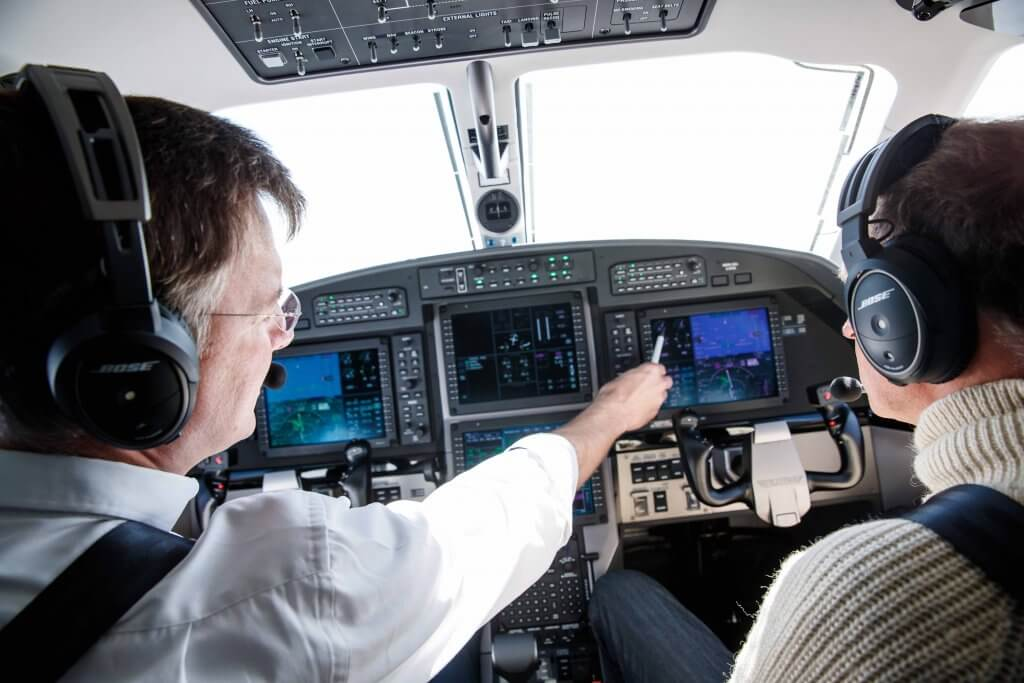 Oriens Aviation moves into flight training
