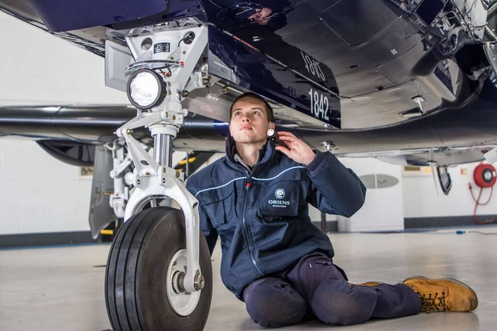 How business and general aviation can be a route into aircraft engineering