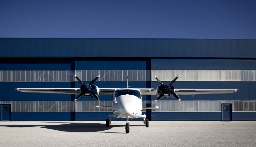 Oriens Aviation Becomes the British Isles Authorised Sales and Service Centre for Tecnam!