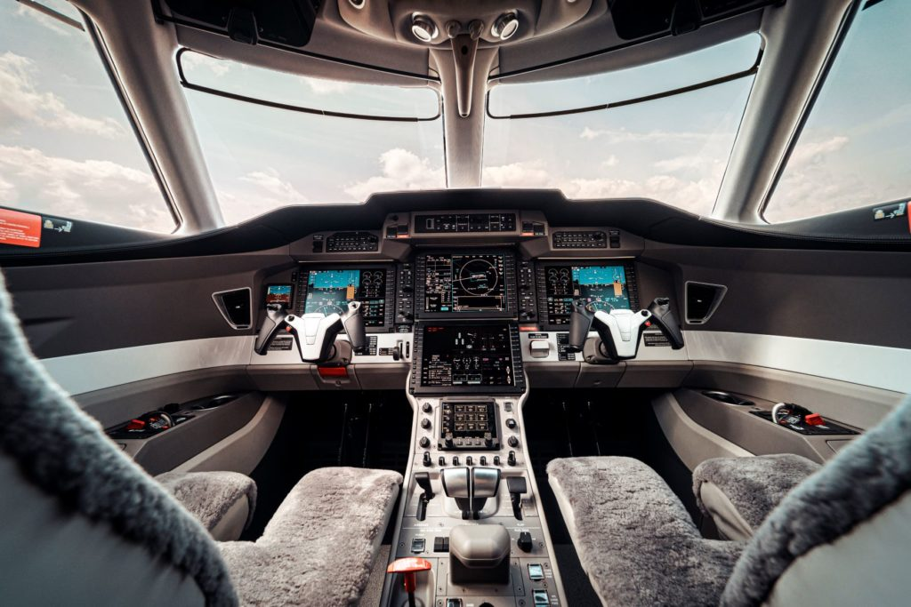 Episode II: The PC-24 Cockpit Tour